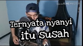 Download lagu Lagu hits SMA - Bertahan - Five minutes akustik cover
