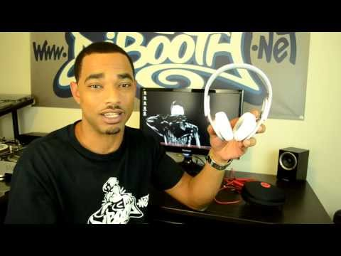 Beats By Dr. Dre Mixr Professional DJ Headphones Review Video (DJbooth.net)