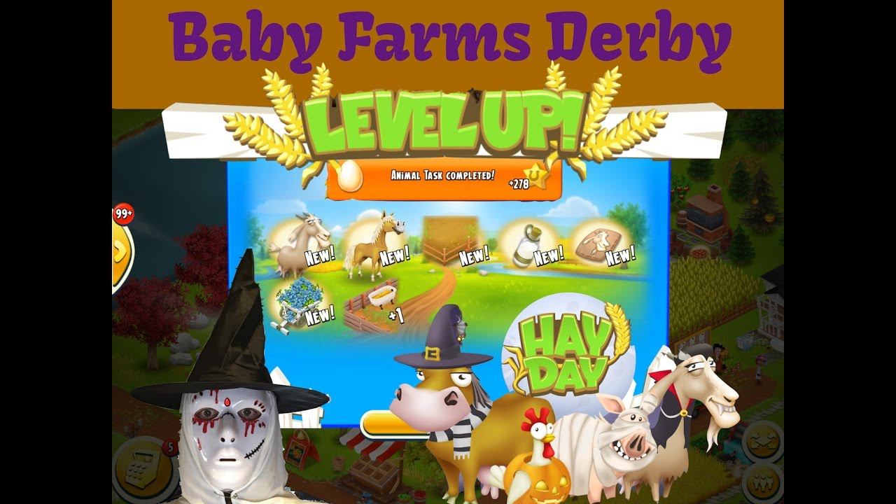 hay day how to find farms that need help