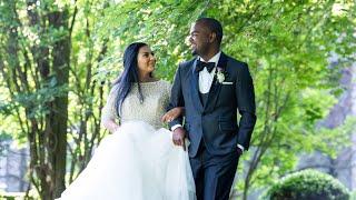 Hibah and Darrel Wedding