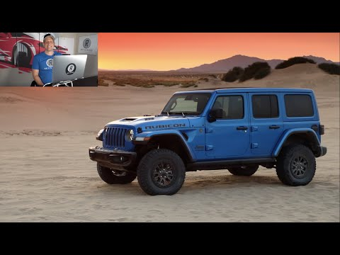 Is the 2021 Jeep Wrangler Rubicon 392 going to DESTROY the Ford Bronco?