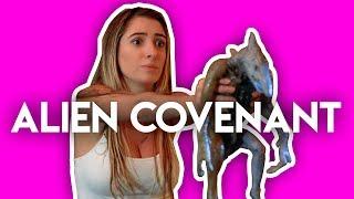 Alien: Covenant Parody | 9.5 Characters Cut From The Movie | Lauren Francesca