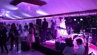 Lucky Wedding Band