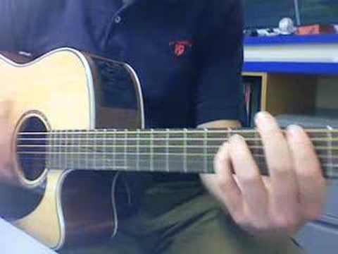 Guitar Lesson 5 - \