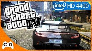 Grand Theft Auto IV - GTA 4 Rodando Em PC Fraco Intel HD Graphics #28