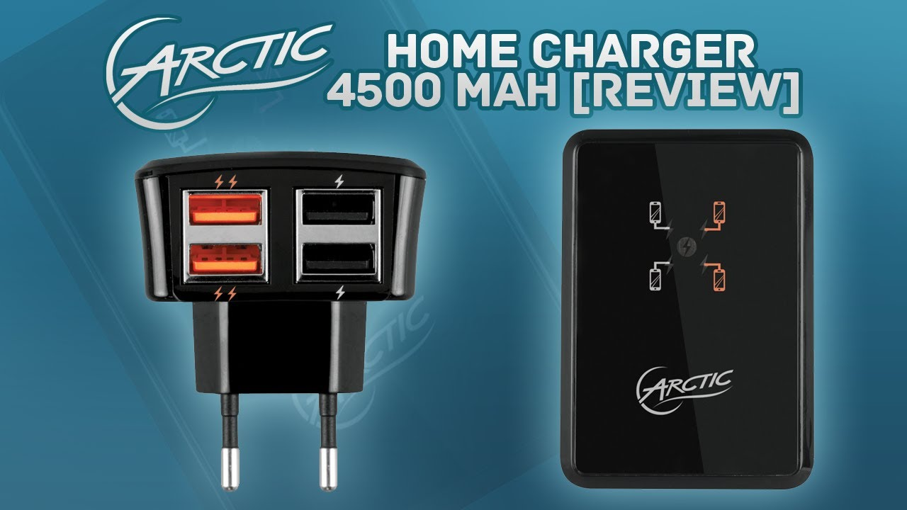 USB laddare Home Charger 4500