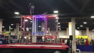Boston Ski Show Tramps