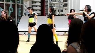 20110710 Lucky Color's ラッキーカラーズ - MAGIC @さいおんスクエア