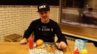Стажер одного дня - повар в бургерной. Vice burger