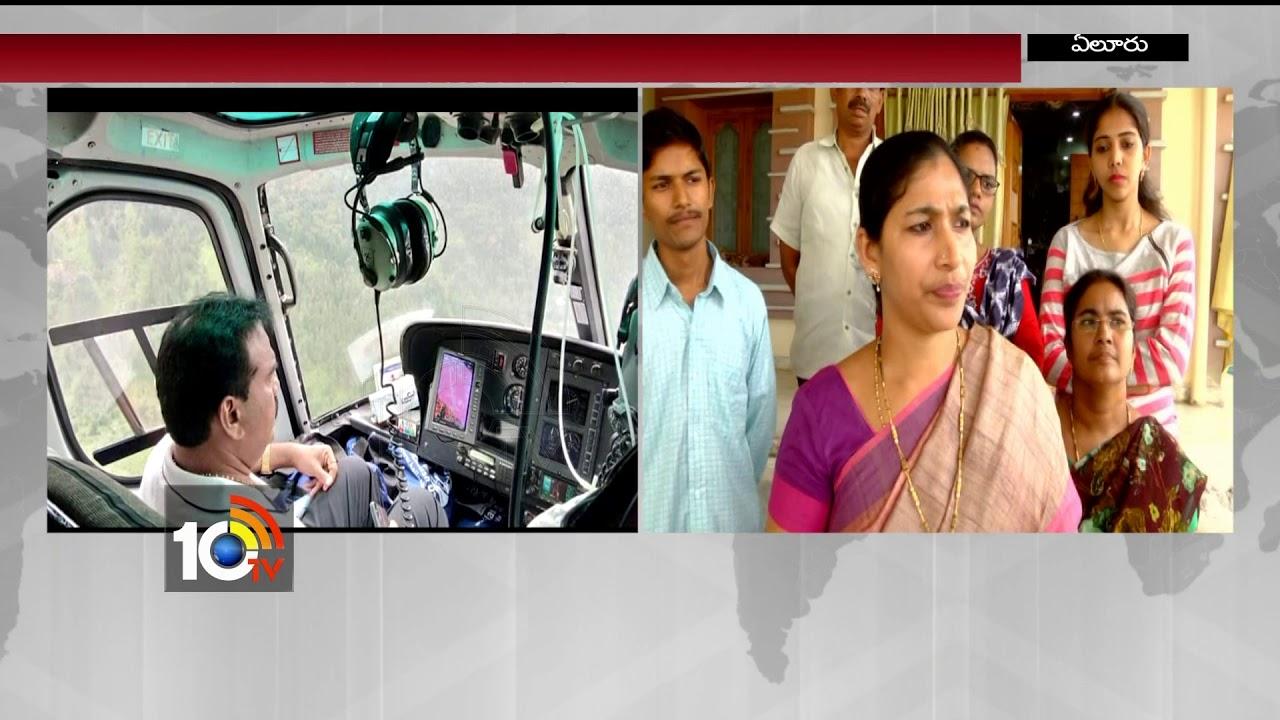 face-to-face-with-mayor-nujahan-over-husband-pedababu-trapped-in-manasa-sarovaram-yatra-10tv