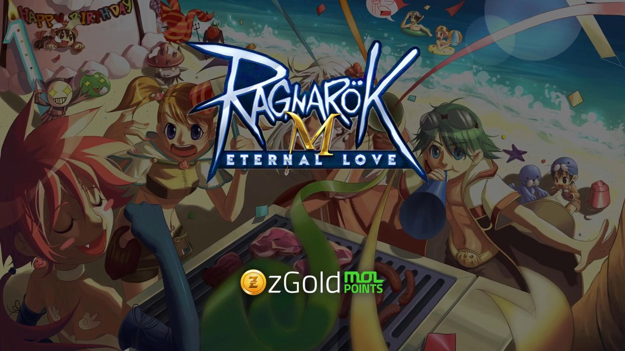 Ragnarok Online Mobile: Top-up with zGold-MOLPoints