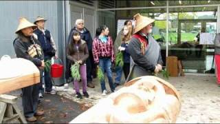 Sacred Totem Ceremony, Rare Glimpse Into Squamish First Nations Potlatch