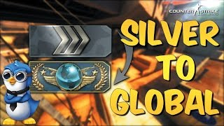 Video SILVER VS GLOBAL ELITE?! CS GO Competitive #8 download MP3, 3GP, MP4, WEBM, AVI, FLV Desember 2017