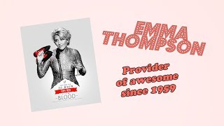 Happy Birthday Emma Thompson !