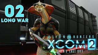 XCOM 2 LONG WAR Нам нужен опыт 002