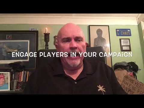 Engage players in your Campaign
