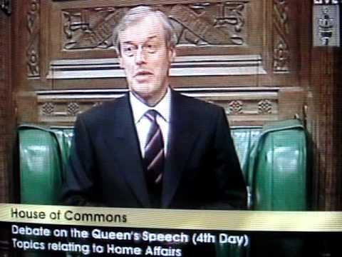 House of Commons, Sir Alan Haselhurst new Deputy Speaker 1