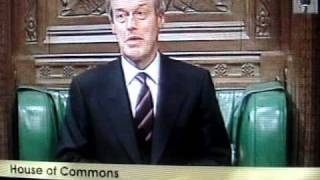 House of Commons, Sir Alan Haselhurst new Deputy Speaker 1