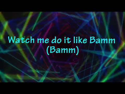 BAMM w/ Lyrics- Z-O-M-B-I-E-S