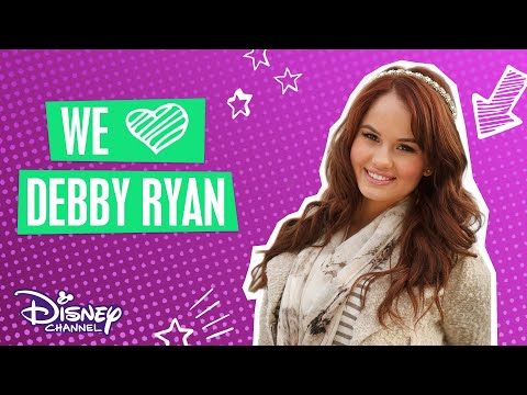 Jessie | Why We Love Debby Ryan In 60 Seconds 💛 | Disney Channel UK