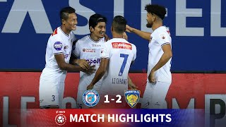 Highlights - Jamshedpur FC 1-2 Chennaiyin FC - Match 5 | Hero ISL 2020-21