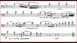 Giovanni Bottesini: Adagio Melanconico ed Appassionato