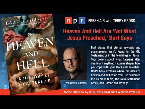 Fresh Air - Heaven And Hell Book Interview