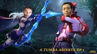 A TUMBA ABIERTA | EP 1 | Team Revenant VS Team Knekro