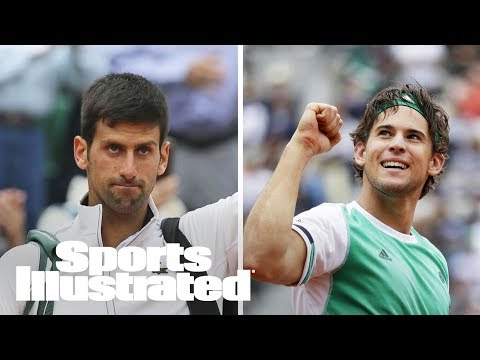 Novak Djokovic Stunned By Dominic Thiem In French Open Quarterfinals | SI Wire | Sports Illustrated