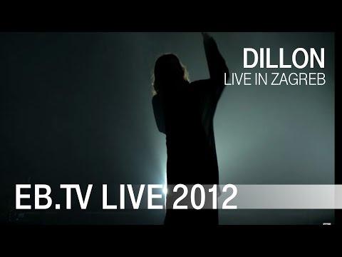 Dillon live in Zagreb (2012) mp3
