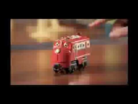 Toys R Us Chuggington Interactive Railway Youtube