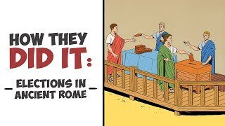 How They DId It  Elections in Ancient Rome