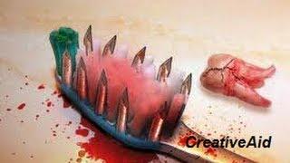 حقائق مرعبة حول فرشاة الأسنان
