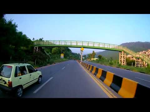 Fast Lap#2 (Part 1 of August 27, 2017, Evening Murree Expressway Ride)
