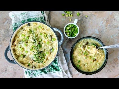 Slimming World Slow Cooker Chicken & Rice Soup | Tastefully Vikkie