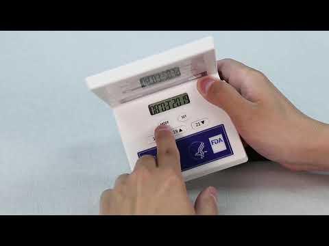"FDA ""This Is Our Watch"" Digital Age Verification Calendar"