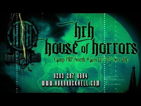 HRH TV - Hard Rock Hell 9 - House of Horrors!