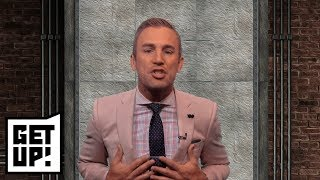 Taylor Twellman fired up over Landon Donovan tweets supporting Mexico in World Cup | Get Up! | ESPN