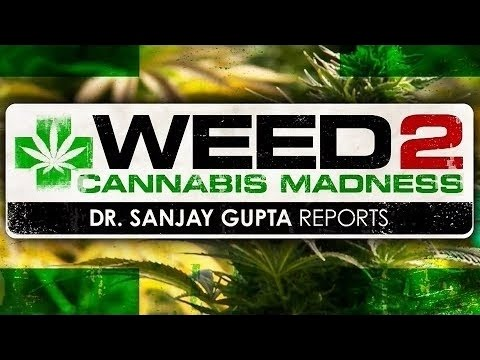Dr Sanjay Gupta: Weed 2 - Cannabis Madness - CNN Special Documentary