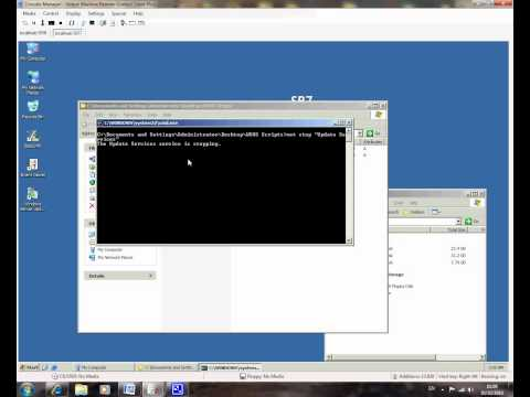 wsus backup 25-10-2010-part2.avi
