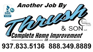 Kaycan Vinyl Siding I Thrush & Son Complete Home Improvements I Dayton, Ohio Siding
