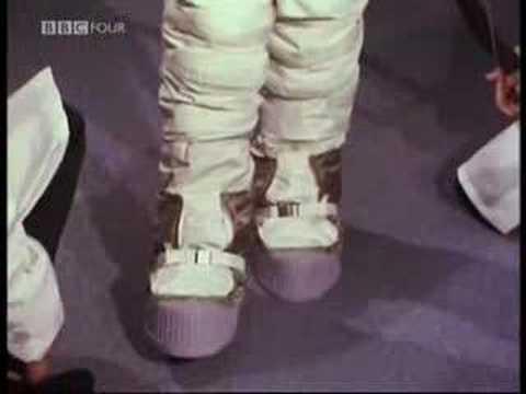 Anne Fisher in Space suit underwater Doovi