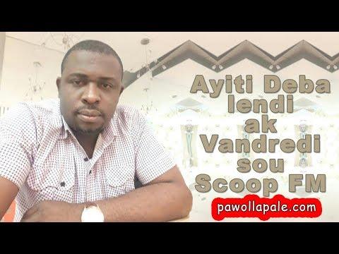 AYITI DEBA  / Haïti Débat - Jeudi 24 mai 2018 / Anpil zen