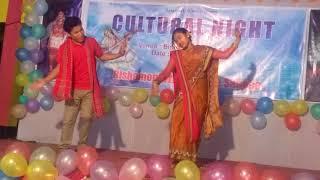 Ukhah Pagol song Dance Pogram 2018 BYS Bishamoni,Sreemangal,Moulvibazar