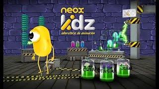Aplicación NeoxKidz World
