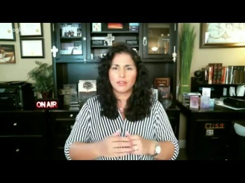 5PM PST Tuesday Night Live Broadcast with Evangelist Anita Fuentes