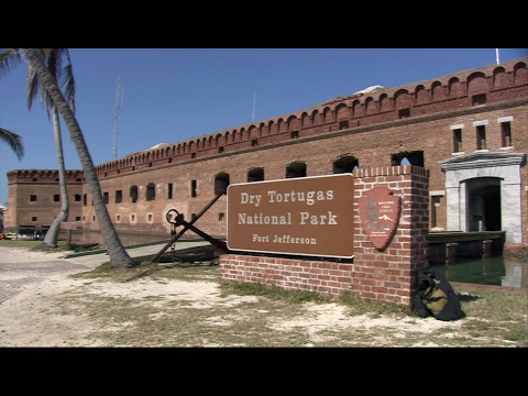 Ft. Jefferson, Dry Tortugas National Park, Florida