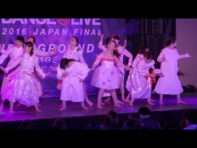Geisha / DANCE@LIVE 2016 FINAL