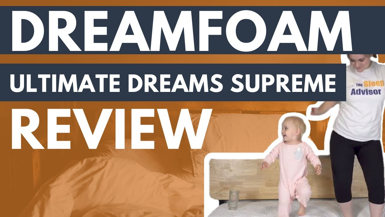 Ultimate Dreams Gel Memory Foam Mattress Reviews Sante Blog