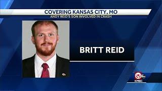 Crash Involving Chiefs Assistant Coach Britt Reid Under Investigation